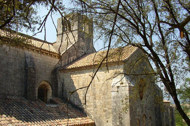 Abbaye de Silvacane La Roque-d'Anthéron