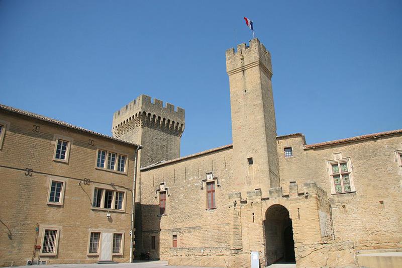Château de l'Empéri Salon-de-Provence